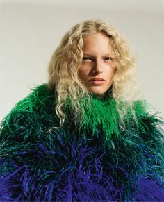 beyond couture: frederikke sofie and alice metza by richard bush for muse fall / winter 2015