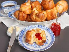Die süßen Popvers sind nicht nur zum Frühstück ein Gedicht. Kerstin erklärt euch, wie ihr das neue Trendgebäck aus den USA nachbacken könnt.