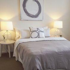 What a calm, cosy bedroom you've created with Eadie @styledbyhabitat 💙 Eadie www.eadielifestyle.com.au Cosy Bedroom, Tuxedo, Furniture, Home Decor, Cozy Dorm Room, Cozy Bedroom, Interior Design, Home Interior Design, Arredamento