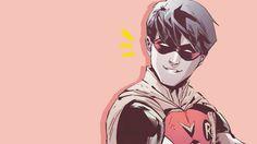 Shut up, Nightwing - Jason Todd/ Robin II Im Batman, Batman Comics, Batman Robin, Jason Todd Robin, Red Hood Jason Todd, Nightwing, Batgirl, D Mark, Dc Icons
