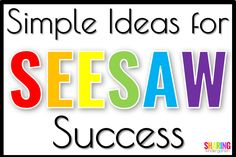 Kindergarten Blogs, Preschool Classroom, Classroom Ideas, Google Classroom, Primary Classroom, Classroom Organization, Seesaw App, Sequencing Activities, Flipped Classroom