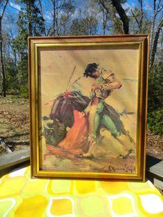 13 best art matador spanish images midcentury modern wall rh pinterest com