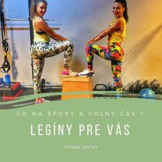 Ponúkame dámske legíny vhodné nielen na cvičenie za cenu 9,95 bez DPH