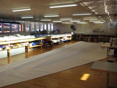 Doyle Denmark sail production