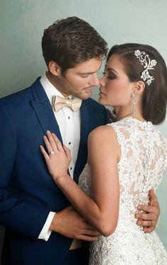 Allure Bridals Otoño 2014 - Belle Magazine. El Blog de la boda para la novia sofisticada