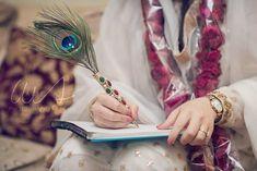 Nikkah moments Wedding Day Wedding Planner Your Big Day Weddings Wedding Dresses Wedding bells Pakistani Wedding Stage, Muslim Wedding Ceremony, Nikah Ceremony, Pakistani Bridal Wear, Indian Wedding Couple Photography, Bridal Photography, Wedding Photos, Bridal Photoshoot, Bridal Shoot