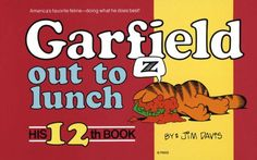 Garfield books   I totally had some of these!  Again, school book orders!