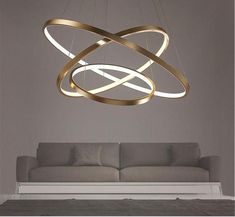 Wooden Modern LED Up Down Cube Wall Lamp Indoor Modern Circular Ring Chandelier Ring Chandelier, Chandelier For Sale, White Chandelier, Modern Chandelier, Circular Chandelier, Chandelier Lighting, Chandelier Ideas, Kitchen Chandelier, Led Ceiling Lights