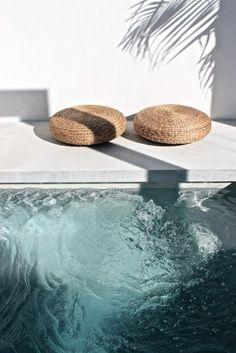 outdoor fresh modern landscape design and architecture white exterior pool mon palmer