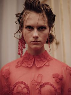 Simone Rocha's twisted take on motherhood