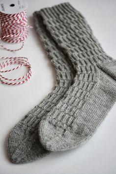 Tiina puikoissa: sukat