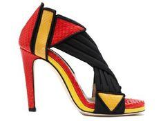Chrissie Morris 2014 Ayakkabı Modelleri 1 2014 Ayakkabı Modelleri   Chrissie Morris