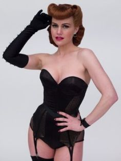 Sally Jupiter Underwear by SiQclothing on Etsy Celebrities In Stockings, Plus Size Cosplay, Silk Spectre, Celebrity Film, Garters And Stockings, Carla Gugino, 1940s Hairstyles, Still Photography, 4 Way Stretch Fabric