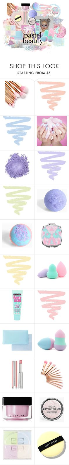 """""""Sin título #599"""" by malvinacabj on Polyvore featuring Belleza, Torrid, Forever 21, Maybelline, Shiseido, Givenchy, Boohoo y Bobbi Brown Cosmetics"""