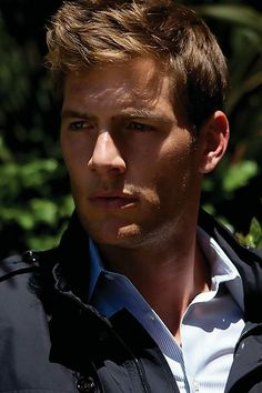 Captain Awesome himself, the very sexy Ryan McPartlin- Elliot Grey