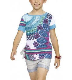 Desigual tričko Andrea