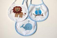 free bib cross stitch patterns   bestitched: Cross stitch baby bibs