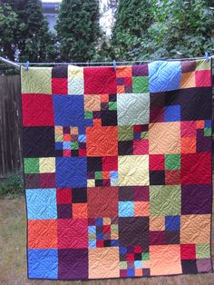 """This one has a """"pixel"""" look to it. Could be a good """"geek baby"""" gift :)"""