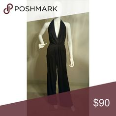 NWT Bebe  Jumpsuit Super elegant!!!! A beautiful addition to your closet! bebe Dresses Backless