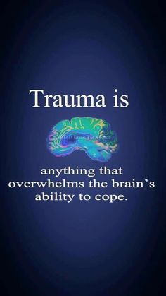 Trauma and overwhelming stress contribute to many challenges that we experience in life. Can you notice when you are experiencing a trauma-related response? Trauma Therapy, Therapy Tools, Avocado Smoothie, Robert Kiyosaki, Trauma Quotes, Mental Health Facts, Mental Training, Stress Disorders, Mental Disorders