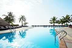 Image discovered by Sandra. Find images and videos about beautiful, summer and sun on We Heart It - the app to get lost in what you love. Kuredu Island, Island Resort, Resort Spa, Find Image, Pools, Outdoor Decor, Beautiful, Swimming Pools, Ponds