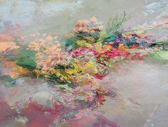 Jordi Feliu/14 Mixed Media on Canvas 100 X 0,65 Cm.