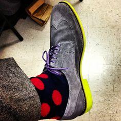 Happy Socks & Cole Haan