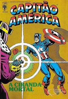 Capitão América n° 97/Abril | Guia dos Quadrinhos