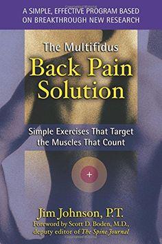 The Multifidus Back Pain Solution: Simple Exercises That ... https://www.amazon.fr/dp/1572242787/ref=cm_sw_r_pi_dp_x_VReIzbNYTTCB5