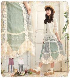Petticoat tunika vintage spitze lagenlook retro antik vicorian lolita shabby  in Kleidung & Accessoires, Damenmode, Kleider | eBay!
