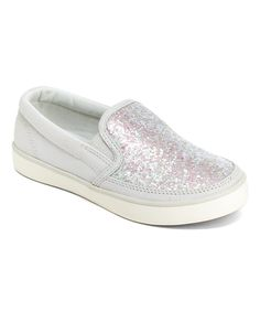 Take a look at this Light Gray Mariah Slip-On Sneaker today!