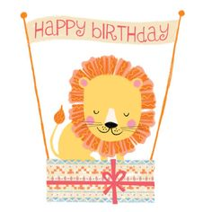 Louise Anglicas - LAS_Lion Birthday