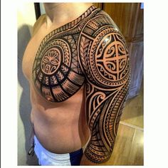 "You may have seen this type of tattoo on one large famous man, who is referred to as one of Earth's sediments. Yes, Dwayne ""The Rock"" Johnson. The large wrestler and actor has a tattoo to match his..."