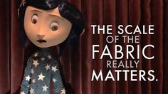 """Stop Motion Costume Designer Deborah Cook (""""The Boxtrolls"""", """"ParaNorman"""", """"Coraline"""") takes viewers inside her creative process in an exploration of where id..."""
