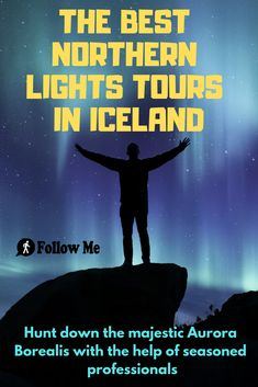 The Northern Lights are truly an amazing sight to behold. But in Reykjavik, the lights of the city diminish them quite a bit. So taking a little trip outside the city can be a great thing to do, if you want to see the amazing Northern Lights. Northern Lights Holidays, Northern Lights Iceland, Northern Lights Tours, See The Northern Lights, Tours In Iceland, Iceland Travel, Holidays In Finland, Lighthouse Storm, Photography Guide