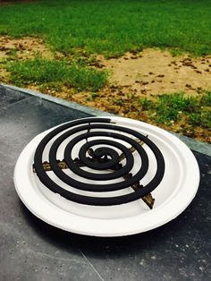 It's #mosquito season! After using your #Ecoware plate re-use it to keep insect repellent coils and protect your #family #dengue #monsoon #malaria #rain #children #disease