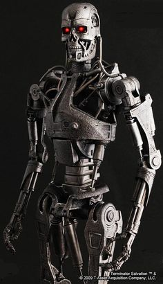 The T-700 is the first generation of the T-800 Terminator.The T-700 is structurally identical to its Terminator cousins but are built solely for combat as it features a more durable endoskeleton than the previous series, but its CPU is less advanced than the T-800. Units of the T-700 are also entirely reliant on Skynet for command and control functions as they lack the ability for independent thought. In 2018, the T-700 Terminator was mass-produced by Skynet at least in one factory, which…