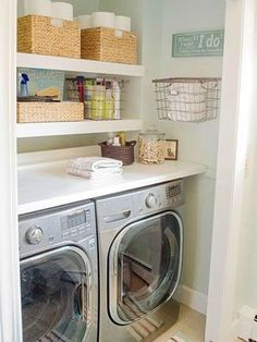 Laundry Room Makeovers We Love