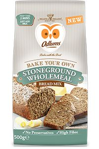 Bread is one of the oldest foods in history. It's been eaten in Ireland since the stone age! Discover the incredible history of bread with Odlums. Flour Mill, Bread Mix, Ireland, Oatmeal, Goodies, Sweets, Snacks, Baking, Breakfast