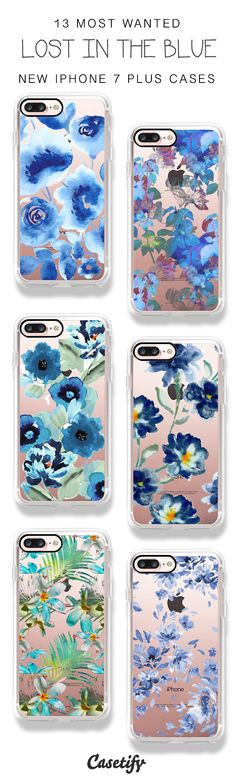 Lost in the Blue! 13 Most Wanted iPhone 7 / iPhone 7 Plus Phone Cases here > https://www.casetify.com/artworks/ZItM6L23Nk