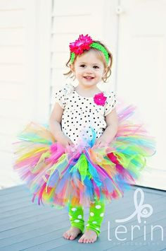 Dottie's Springtime Splash Tutu-tutu, tutus, tu tu, dance, birthday, 1st birthday, first birthday, girl, baby, baby shower, gift, wedding, dottie, springtime,         bright birthday, flower girl, halloween, costume, dress up, princess, disney, bloomers, hannahs tutus, pink, zebra, wild one