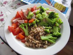healthy lunch easy to make