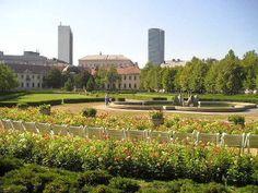Bratislava - Medická záhrada 5