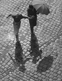 m3zzaluna:  germany, 1950s[original]© oskar poss/ ullstein bild» view similar photos | more from this photographer