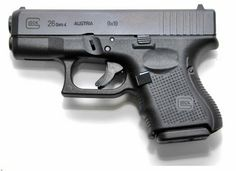 Gen 4 Glock 26Loading that magazine is a pain! Get your Magazine speedloader today! http://www.amazon.com/shops/raeind