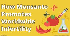 Monsanto has a history of producing dangerous toxic chemicals that increase your…