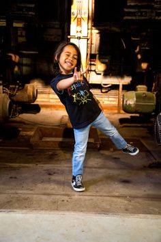 Never too young to rock…