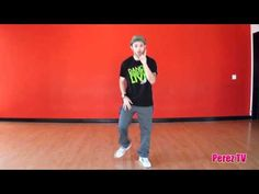 ▶ Basic Dance Moves with Benjamin Allen - YouTube