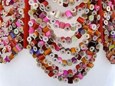 COLLECT: Pencils Necklace by Margherita Marchioni