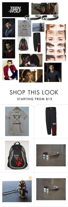 """""""Teen Wolf I"""" by stylishdemigod99 ❤ liked on Polyvore featuring Beacon and Episode"""